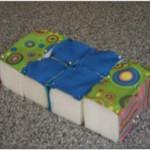 magische kubus stap 8